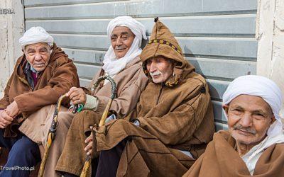 ALGERIA - Twarze (Algerian faces)
