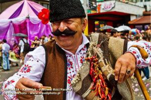 BUŁGARIA – Kazanłyk, Dolina Róż (BULGARIA – Rose Valley)