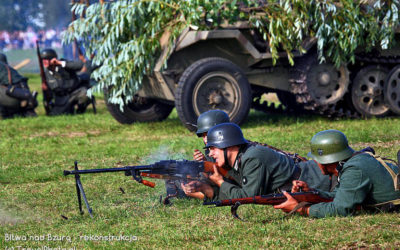 Bitwa nad Bzurą (rekonstrukcja)