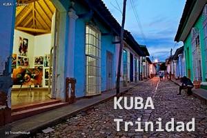 KUBA Trinidad