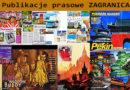 Publikacje prasowe ZAGRANICA cz. 1