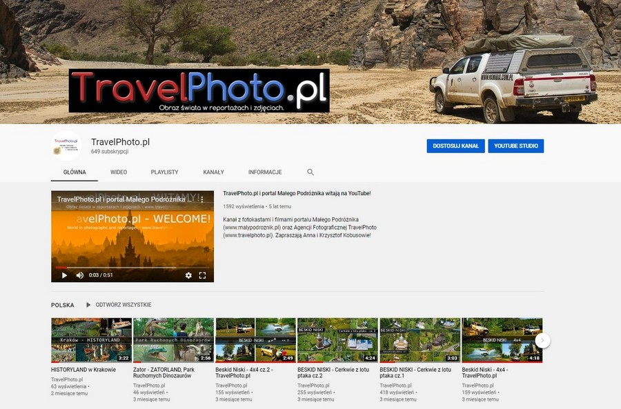 https://www.youtube.com/user/travelphotopl
