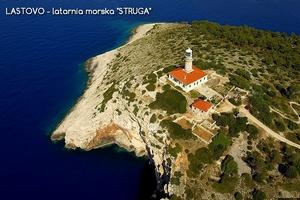 Chorwacja, LASTOVO – ciekawa wyprawa