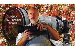 Obiektyw SIGMA 150-600 mm SPORT
