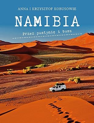 Nowa książka o Namibii!
