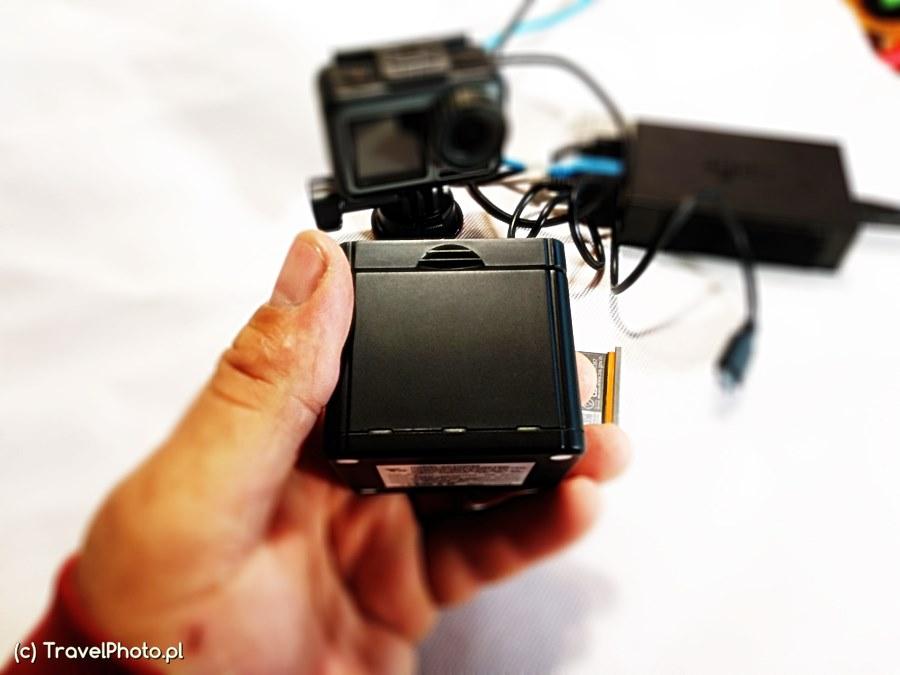 Ładowarka do kamery DJI OSMO Action