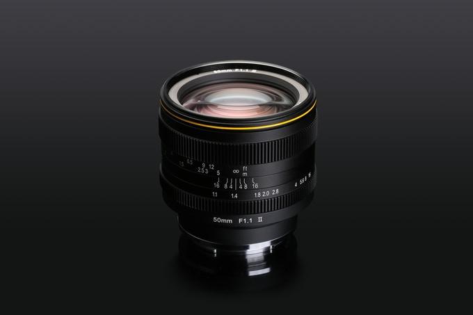 Kamlan 50mm F1.1 MK2 Prime Lens