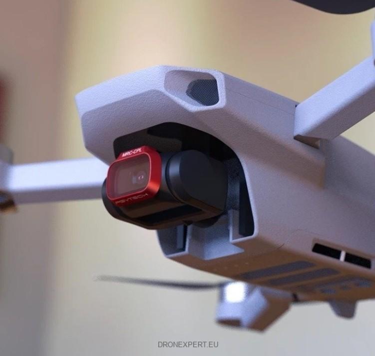 DJI Mavic Mini filtr na kamerze